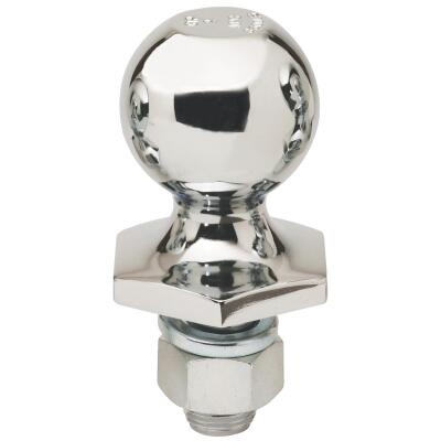 Reese Towpower Class III Interlock Hitch Ball, 2 In. x 1 In. x 2 In.