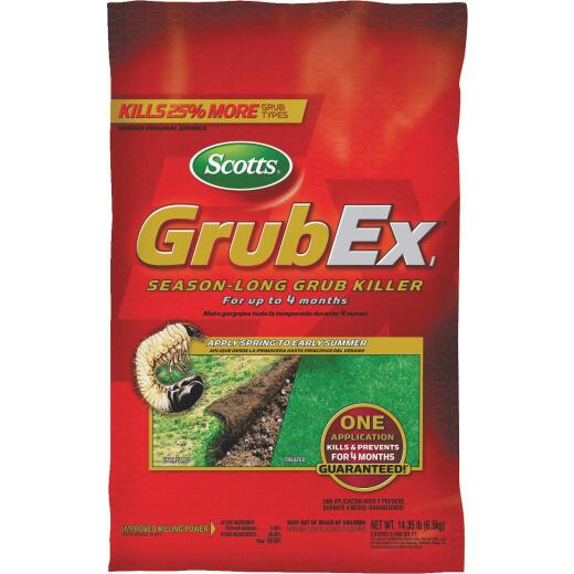 Scotts Grubex 14.35 Lb. Ready To Use Granules Grub Killer