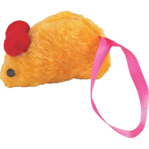 Westminster Pet Ruffin' it Plush Mouse Cat Toy