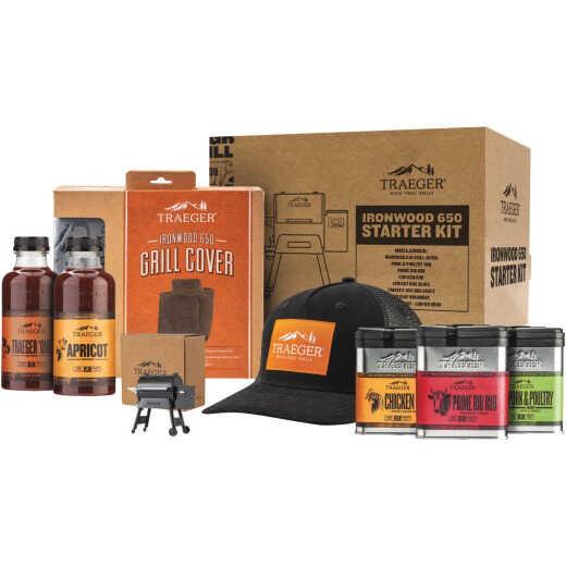 Traeger Ironwood 650 Grill Accessory Kit Bundle