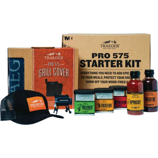 Traeger Pro 575 Grill Accessory Kit Bundle